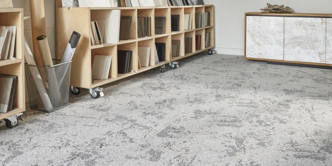 Balsan: The carpet, a real solution against noise in offices!