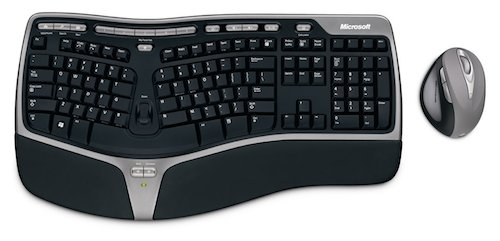 Microsoft Natural Ergonomic Keyboard 7000