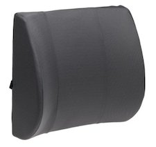 ergonomic gift idea - back support lumbar pillow