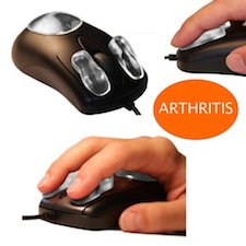 arthritis gift ideas - mouse gel pads for arthritis