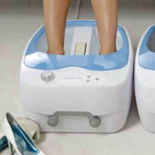 ankle pain gift idea - foot and ankle spa foot bath