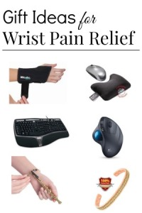 gift ideas for wrist pain relief