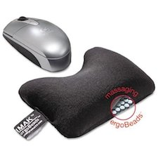 ergonomic gift idea - wrist cushion for mouse and computer