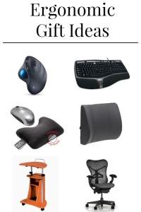 ergonomic gift ideas