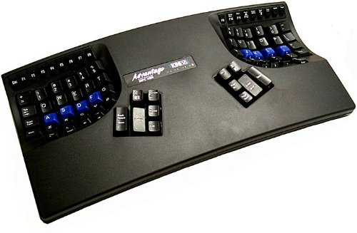 Best ergonomic keyboard - Kinesis KB500USB-BLK Advantage USB Contoured Keyboard