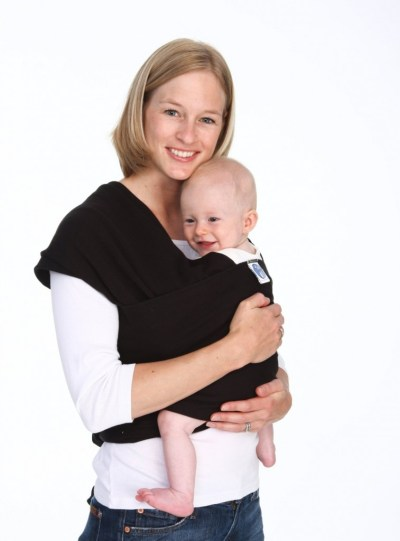 babywearing - best ergonomic baby carrier - moby wrap original