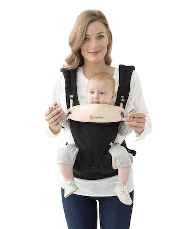 ergonomic baby carrier - ERGOBABY baby carrier