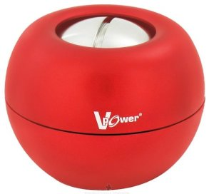 metal powerball gyro exerciser - dynaflex ironpower steel powerball