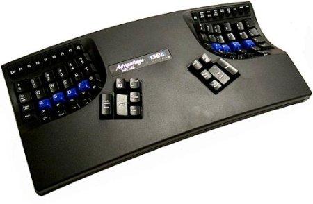 best keyboard for mac users - kinesis advantage