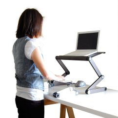 Ez Posture Chair Easy Dimensions Uncaged Work Standing Desk Converion Kit Ergonomics Fix