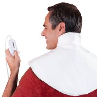 gift idea for headaches - Dr. Bob's - Neck Wrap Heating Pad