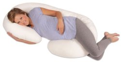 gift ideas for pregnancy - Leachco Snoogle Total Body Pillow