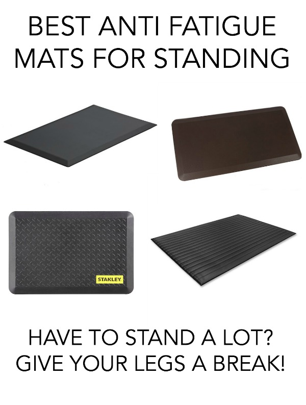 9 Best Anti Fatigue Mats For Standing Ergonomics Fix