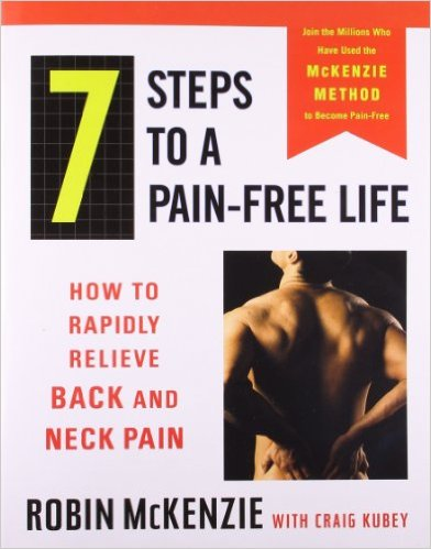 Best Low Back Pain Books 7 Steps To A Pain Free Life