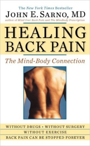 best low back pain books - Healing Back Pain- The Mind-Body Connection