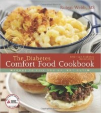 gift ideas for people with diabetes - The American Diabetes Association Diabetes Comfort Food Cookbook