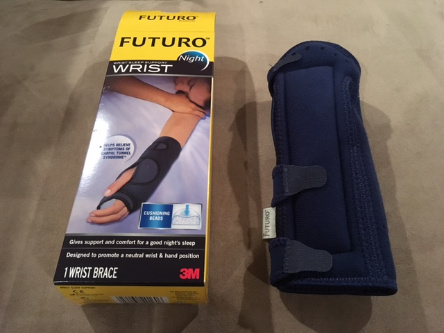 Futuro Night Wrist Sleep Support Review  Ergonomics Fix