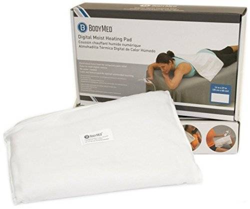 best-heating-pad-bodymed-white-digital-electric-moist-heating-pad-delivers-therapeutic-warmth-at-source-of-pain-14%22-x-27%22