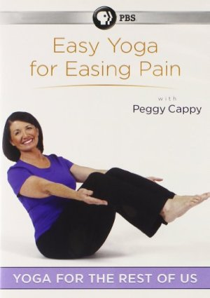 yoga dvds for back pain - Yoga for the Rest of Us- Easy Yoga for Easing Pain with Peggy Cappy