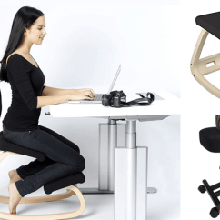 Office Chair You Sit Backwards Nursing Target The Best Ergonomic Kneeling Chairs For 2018 Reviews And Buyer S Guide