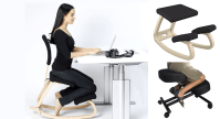 The Best Ergonomic Kneeling Chairs for 2018- Reviews and ...
