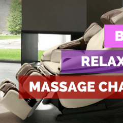 Massage Chairs Reviews Old Blue Chair Best And Buyers Guide 2018 Edition Ergonomic