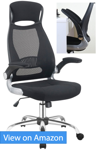 office chair high back vintage folding wooden chairs best ergonomic under 100 low budget but quality jumei adjustable mesh executive desk review