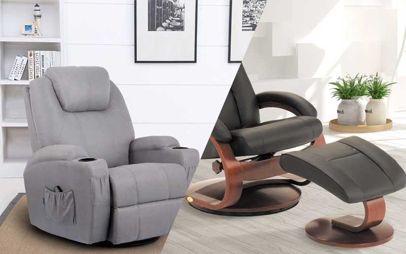Best Ergonomic Living Room Chairs Recliners and Sofas