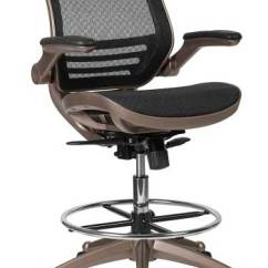 Ergonomic Chair For Short Person Wholesale Linens And Covers The 5 Best Drafting Chairs Stools In 2018 Flash Furniture Mid Back Mesh Review