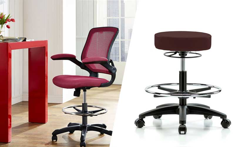 best drafting chair wegner round the 5 ergonomic chairs and stools in 2018