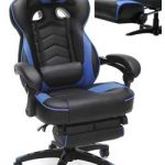 desk chair recliner barcelona style couch best reclining office chairs with footrests june 2018 reviews respawn