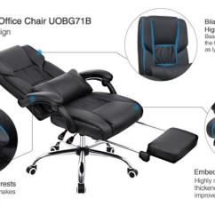 Best Office Chair For Neck Pain Uk Repair Ergonomic Chairs Of 2018 Over 100 Hours Research Detachable Lumbar Support Pillow