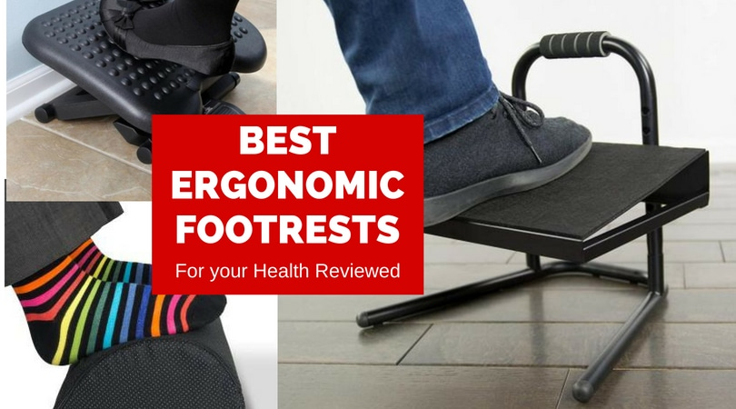 ergonomic chair with footrest office sales the 5 best foot rests for under desk in 2018
