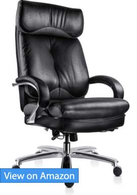 big and tall office chairs ergonomic upright chair best with 500 lbs capacity must read for mdl executive review