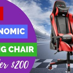 Best Desk Chair Under 200 Stackable Deck Chairs Ergonomic Office Reviews 2018 Only The 8 Budget Gaming Oct Edition