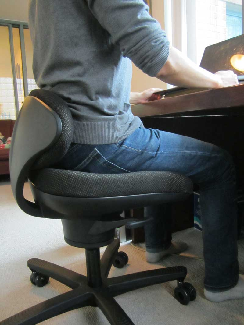 Active Sitting Chair Corechair Active Sitting Chair Review After 14 Days Over 120