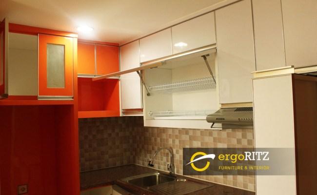 Kitchen Set Hpl Apartemen Margonda Residence 3 Depok