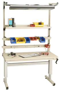 Assembly Workstations  Custom  Ergonomic Assembly