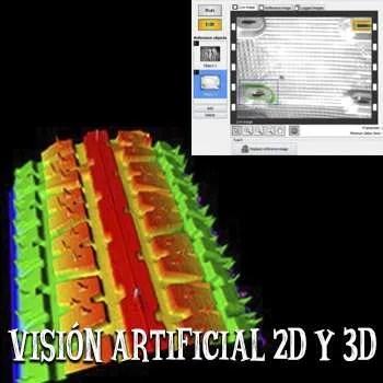 Visión Artificial 2D y 3D