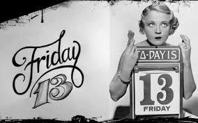 Ξέρεις γιατί η Παρασκευή και 13 θεωρείται γρουσούζικη;