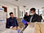 Είδη ατομικής προστασίας και υγιεινής από την Περιφέρεια Κεντρικής Μακεδονίας παραδόθηκαν στα νοσοκομεία, τα κέντρα υγείας και τα ασθενοφόρα της Κεντρικής Μακεδονίας