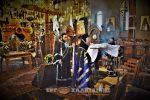 Μεγάλη Παρασκευή: Η Αποκαθήλωση του Εσταυρωμένου και ο Επιτάφιος στην Αρναία Χαλκιδικής (φώτο)