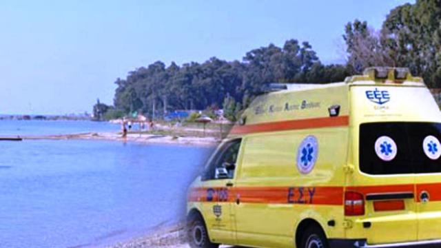 Πνίγηκε 75χρονη στην παραλία της Χανιώτης στην Χαλκιδική