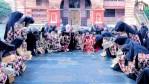 Λιτανεία στην Ι.Μ.Μ. Βατοπαιδίου για την απαλλαγή από την πανδημία του κορωνοϊού - Συγκινητικό βίντεο από το Περιβόλι της Παναγιάς