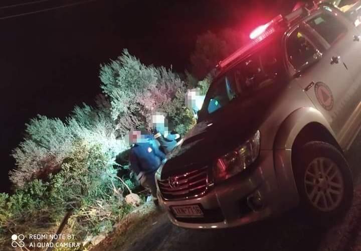 Θανατηφόρο τροχαίο ατύχημα έξω από τα Λουτρά Αγ. Παρασκευής!