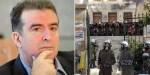 Μιχάλης Χρυσοχοΐδης: «Με γκλοπ και χειροπέδες οι αστυνομικοί στα πανεπιστήμια. Δεν θα φέρουν πυροβόλα όπλα»