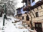Δήμος Αριστοτέλη: Μαθημένα τα βουνά στα χιόνια