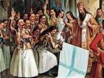 200 χρόνια απ'την έναρξη της Επανάστασης - Λαμπρός εορτασμός, ισχυρά μηνύματα