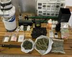 Από το Τμήμα Ασφάλειας Πολυγύρου συνελήφθη άτομο στη Θεσσαλονίκη για καλλιέργεια κάνναβης