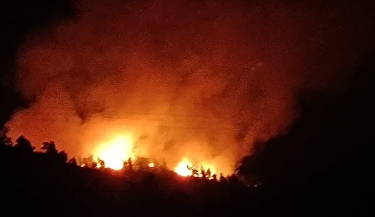 Ανακοίνωση της Τ.Ε. Χαλκιδικής του ΚΚΕ με αφορμή την πυρκαγιά στη περιοχή Τριπόταμος        Ν. Μαρμαρά Χαλκιδικής.